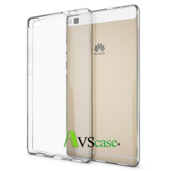 Pack Huawei P8 - Coque Silicone + Verre Trempé