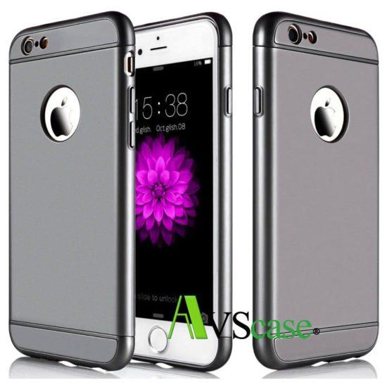 Coque Ultra Mince 3 en 1 pour iPhone 6/6S