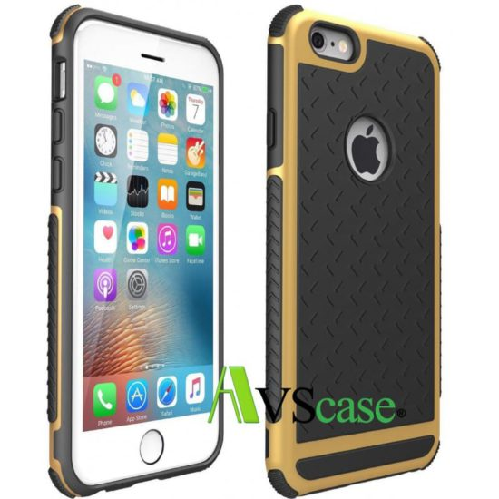 Coque Hybrid Duo antichocs - iPhone 6/6S