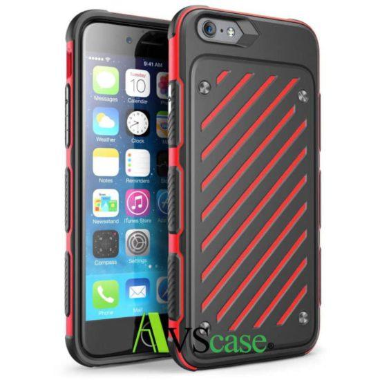 Coque Zebra Duo Antichocs - iPhone 6/6S