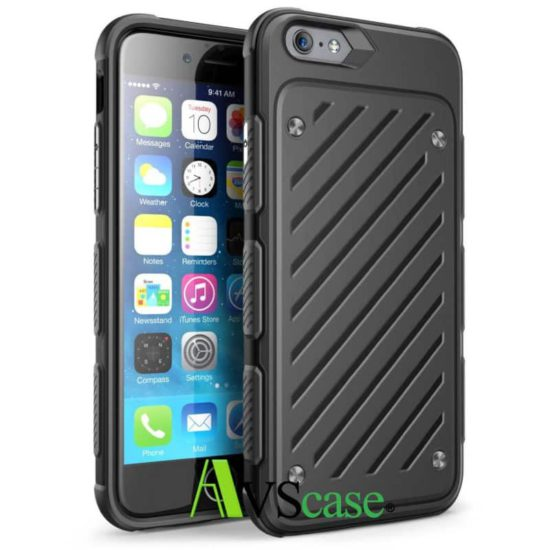 Coque Zebra Duo Antichocs - iPhone 6/6S