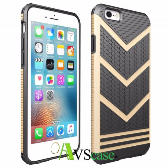 Coque Hybrid VDuo Antichocs - iPhone 6S