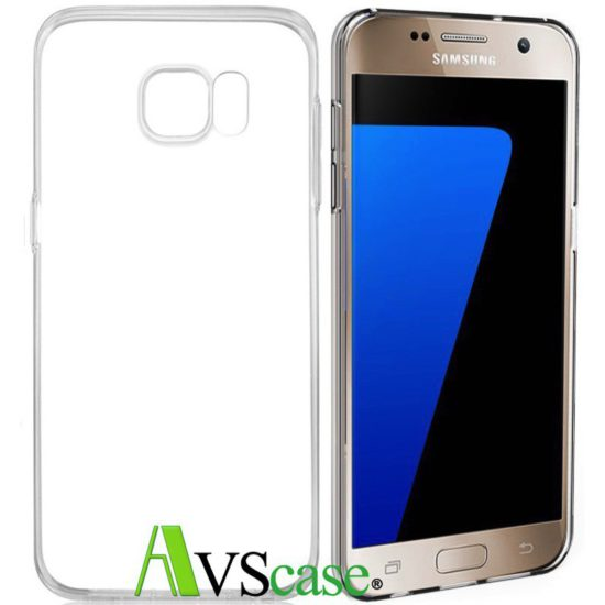 Coque Transparente Gel souple Samsung Galaxy S7