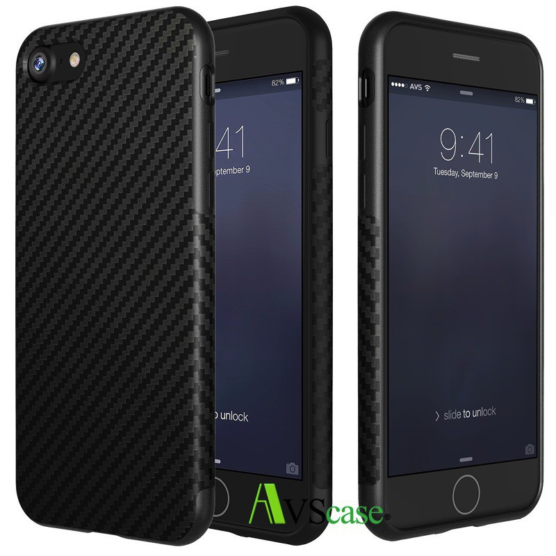 coque en carbone iphone 7