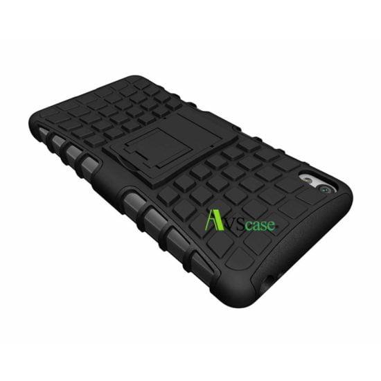 Pack Sony Xperia E5 - Coque Antichocs + Verre Trempé