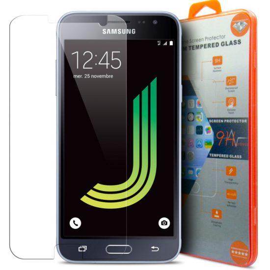 Verre trempé Samsung Galaxy J3 2016