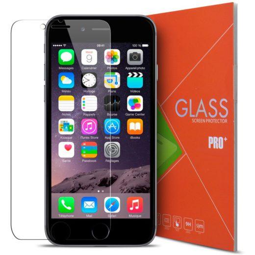 Verre trempé Apple iPhone 6/6S Plus