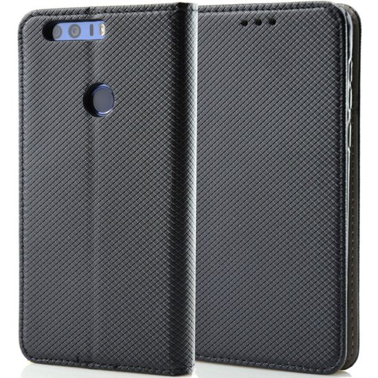 Housse Coque Etui Magnétique - Huawei Honor 8