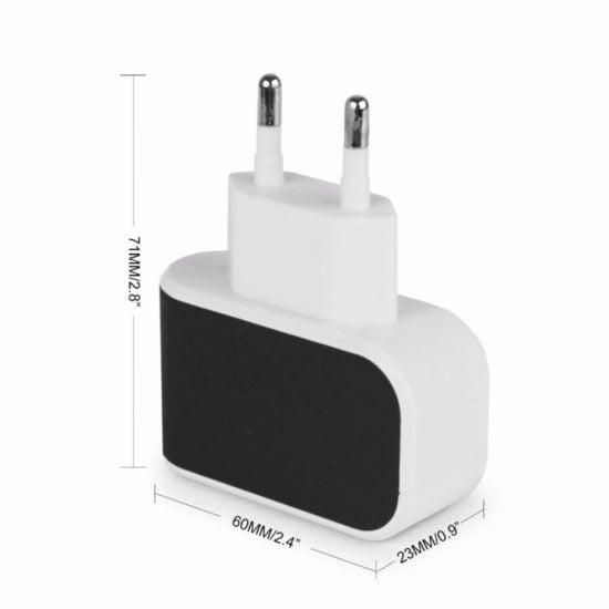 Multiprise USB Plug Chargeur Secteur