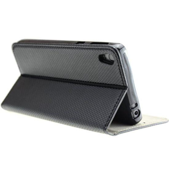Housse Coque Etui Magnétique Sony Xperia E5