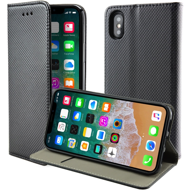 etui coque iphone x