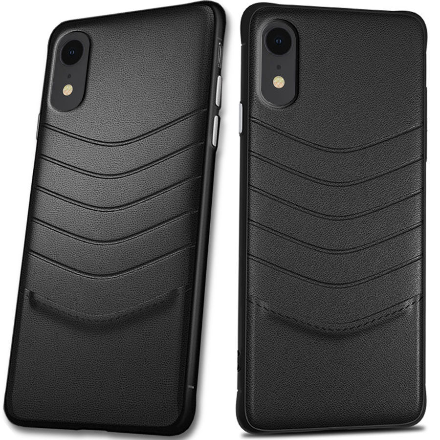coque iphone xr cuir
